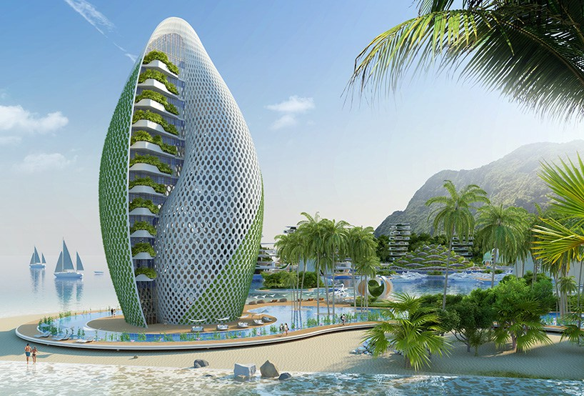 vincent callebaut nautilus eco resort