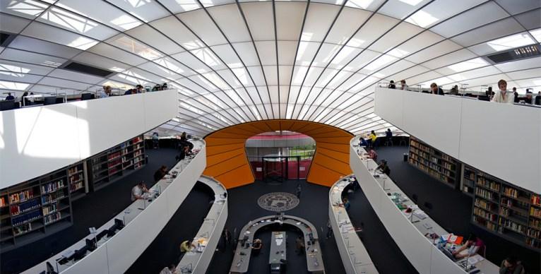 Resultado de imagen para Philological Library berlin