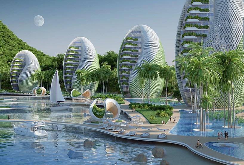 vincent callebaut nautilus eco resort