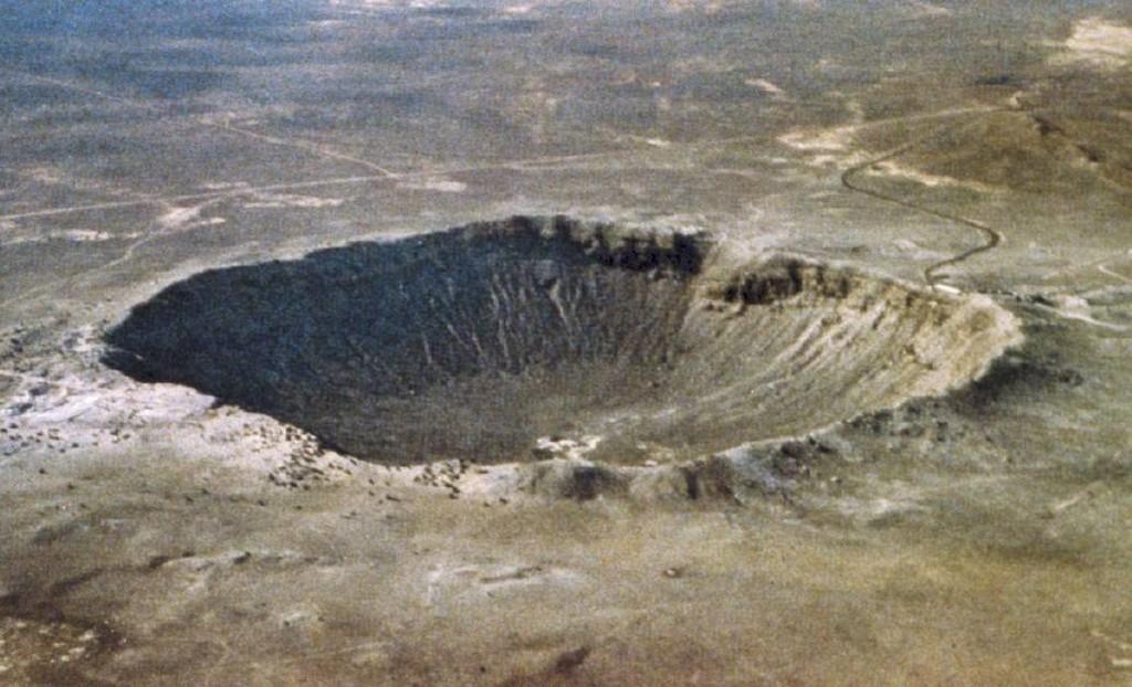 Este es el cráter de impacto más grande sobre la Tierra y tiene 300 kilómetros de diámetro