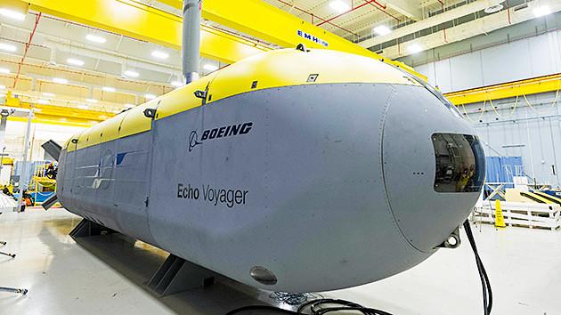 Así será el primer vehículo submarino autónomo verdaderamente grande y por eso lo llaman submarino robótico Orca