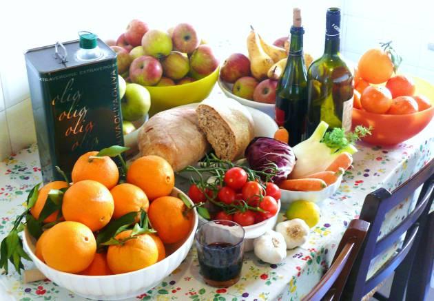 Resultado de imagen para dieta mediterranea