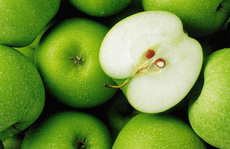 Cada manzana tiene 100 millones de bacterias que enriquecen la flora intestinal