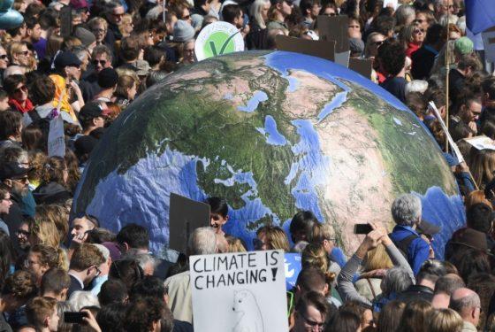 Más de 4 millones de personas participan en huelgas climáticas en 163 países