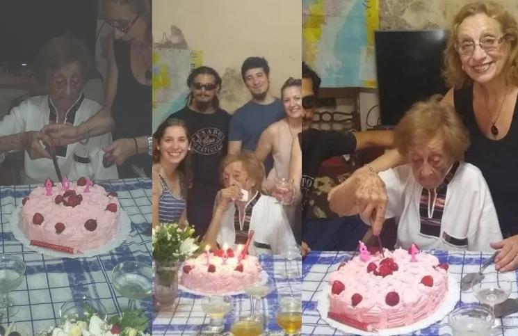 Enfermera de 108 años trabajó con René Favaloro y fue monja