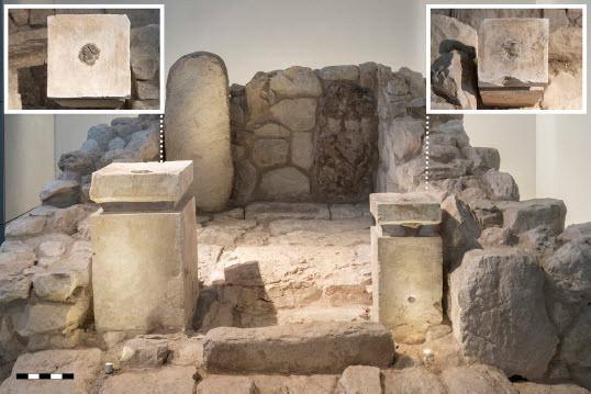 Estos restos de cannabis han sido preservados en un santuario bíblico en Israel